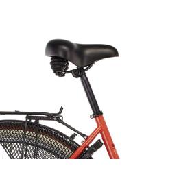 Ortler Sanfjord - Vélo de ville Femme - rouge